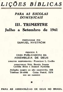 3 trimestre de 1941